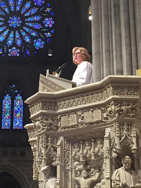 The Rev. Susan Henry-Crowe