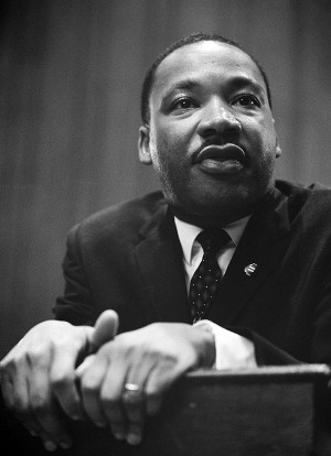 Dr. Martin Luther King, Jr., 1964