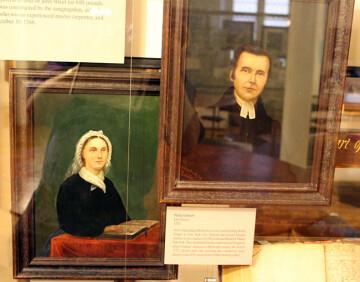 Barbara Heck and Philip Embury