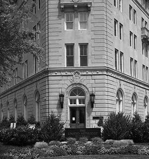 United Methodist Building on Capitol Hill
