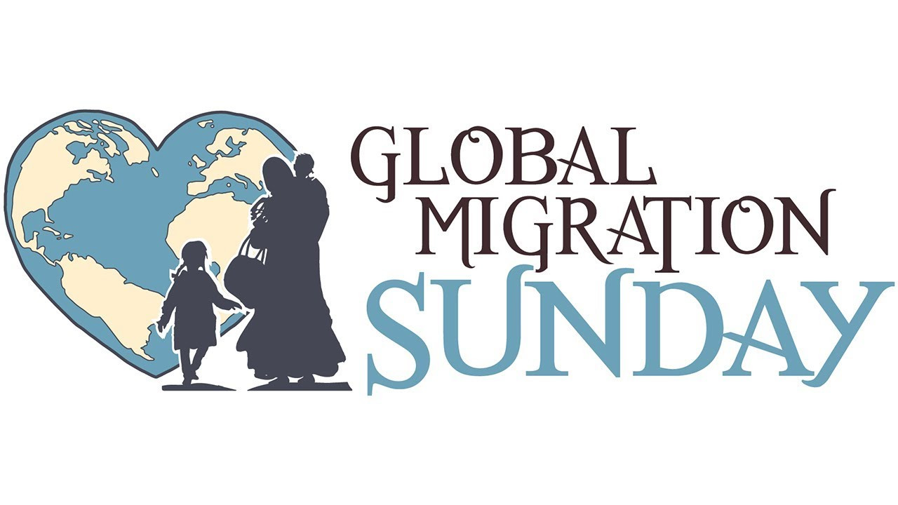 Global Migration Sunday logo