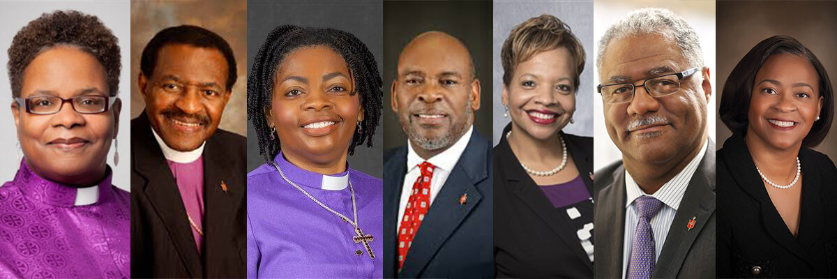 2021 Ebony Bishops Preaching Series
